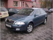 Шкода-Октавиа,  2006 г.в.,  1.6 бензин,  МКПП,  105 тыс.км,