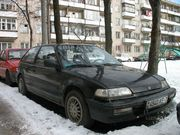 Honda Civic-Vtec(125 л.с),  16 клапанов